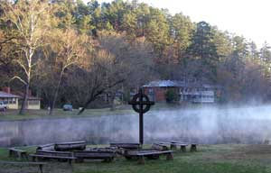 Arkansas Presbyterian Pilgrimage is held twice yearly at the beautiful Ferncliff Retreat Center in central Arkansas.